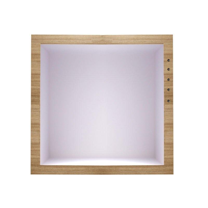 Caja de luz fotografía maniquí