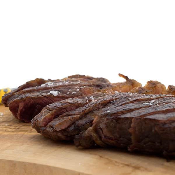 Fotografia bistec ternera