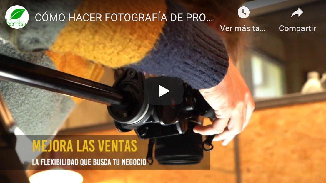 caja de luz para fotografia de producto