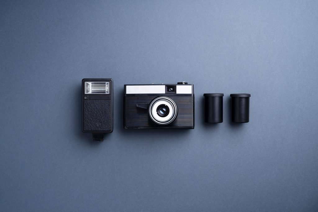 tipos de cámaras fotográficas analógica