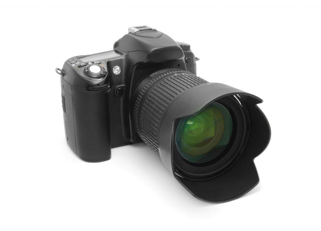 tipos de cámaras fotográficas reflex
