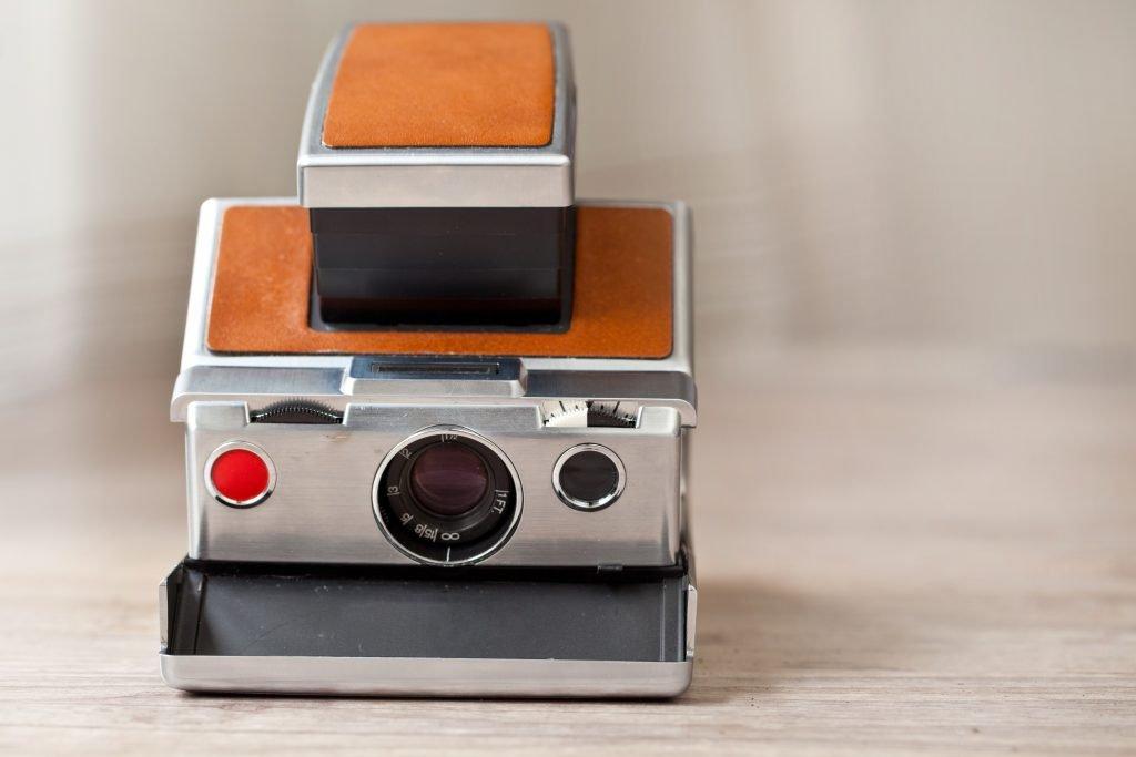 tipos de cámaras fotográficas instantaneo