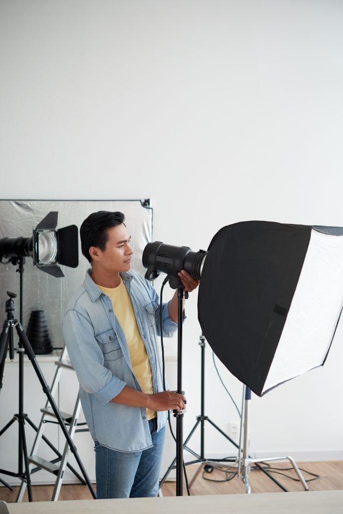 tipos de luz en la fotografía